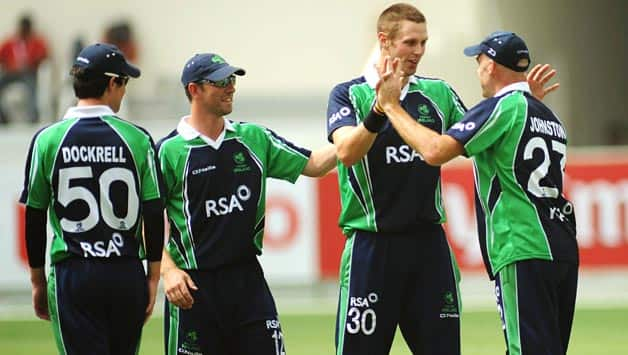 Ireland announce 13-man squad for one-off ODI against England