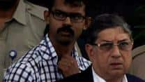 Supreme Court to determine N Srinivasan's fate in separate pleas