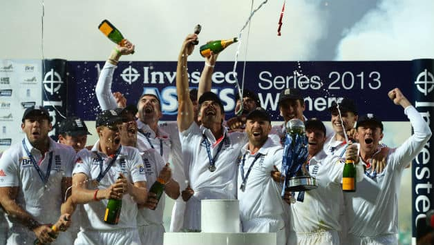 Ashes 2013: England win series 3-0 after 5th Test ends in draw at The Oval