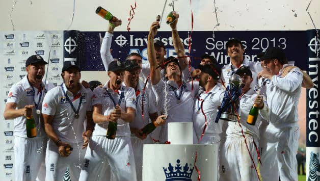 Ashes 2013: England praised by British media after series win