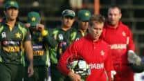 Live Cricket Score: Zimbabwe vs Pakistan, 1st ODI at Harare