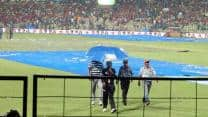 India A vs New Zealand A unofficial Test: Day 1 washed out