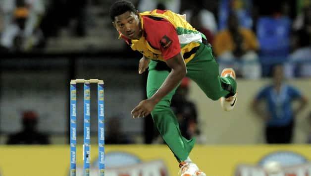 Krishmar Santokie eyes West Indies spot after excellent show in CPL 2013