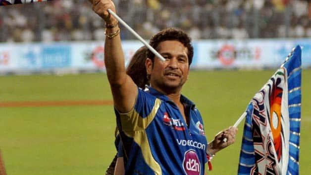 Sachin Tendulkar included in Mumbai Indians squad for CLT20 2013