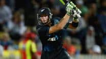 Martin Guptill ruled out of New Zealand's tour of Bangladesh with ankle injury