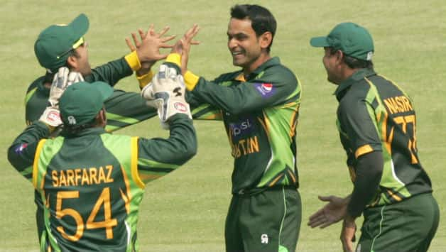Pakistan register massive 108-run win over Zimbabwe in 3rd ODI; clinch series 2-1