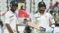 When Cheteshwar Pujara and Virat Kohli first filled in the void created by Rahul Dravid and VVS Laxman