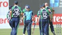 Scotland seek double wins against Ireland to keep 2015 ICC World Cup hopes alive