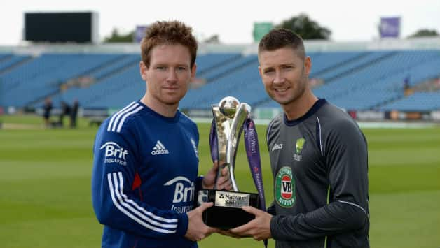 Preview England vs Australia 2013 1st ODI: Finch-hitter in spotlight