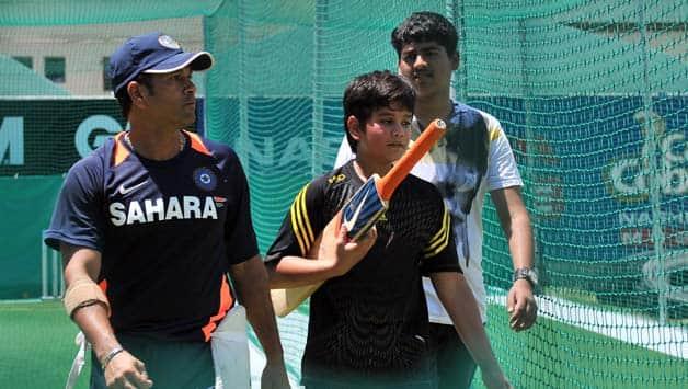 Sachin Tendulkar: Let Arjun live like a normal 14-year-old