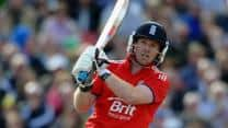 Eoin Morgan defends England's team composition