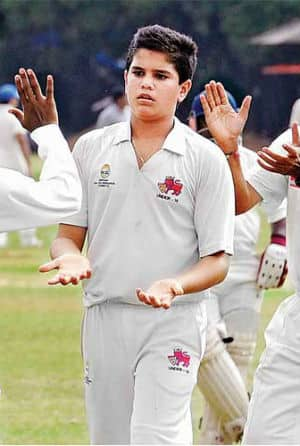 Sachin Tendulkar requests media for son, but sadly young Arjun will have to bear the burden of his famous surname