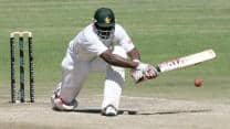 Zimbabwe reach 165/3 against Pakistan at tea on Day 1