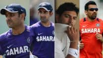 Sehwag, Gambhir, Yuvraj and Zaheer picked for India A: What lies ahead for the experienced quartet?