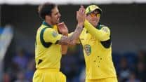 Australia win toss, elect to field in 3rd ODI against England