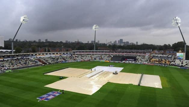 England-Australia 3rd ODI at Birmingham abandoned due to rain