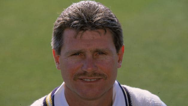 Robin Smith: A batsman who was sturdy against the fastest of bowlers
