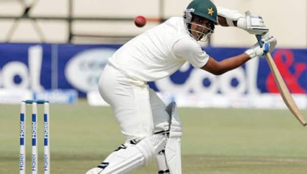Pakistan need XX runs to win 2nd Test with XX wickets in hand against Zimbabwe at tea on day 4