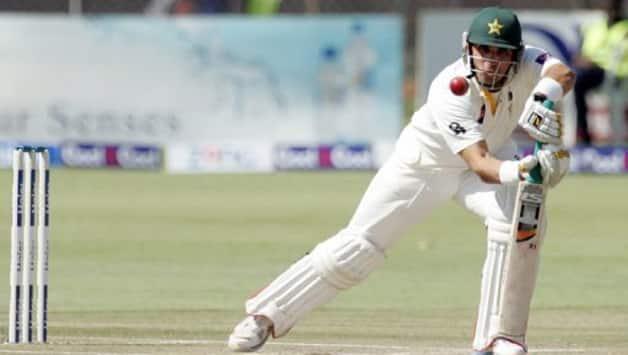 Pakistan end Day 2 on XXX/X; need XX runs to win 2nd Test against Zimbabwe