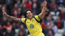 Mitchell Johnson warns England of ferocious assault before 4th ODI in Cardiff