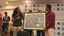 Sachin Tendulkar: 'Perceptions' of the maestro by artist Gayatri Viswanath