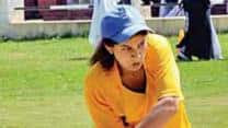 728 Kashmir women play in Under-19 cricket tournament wearing hijabs and Australian T-shirts