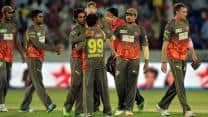 CLT20 2013 Live Cricket Score: Sunrisers Hyderabad vs Kandurata Maroons