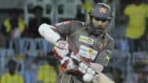 Sunrisers Hyderabad vs Kandurata Maroons: Live Cricket Score, CLT20 2013 Qualifiers match: Dhawan, Parthiv guide Sunrisers to 8-wicket win