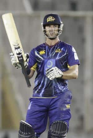 Ryan ten Doeschate's dextrous abilities are a captain's dream in T20 cricket