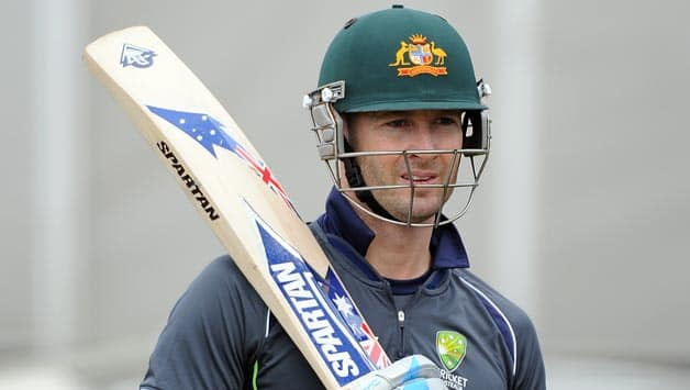 Michael Clarke to lead Australia against India in ODI series but fitness a concern