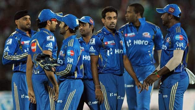 Mumbai Indians vs Highveld Lions Live Cricket Score, CLT20 2013 Group A match: