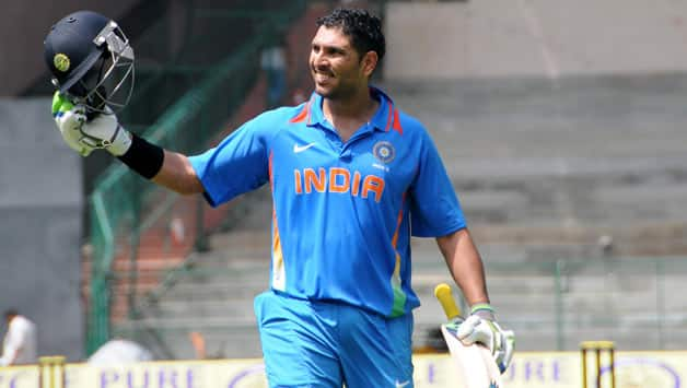 Yuvraj Singh credits West Indies A series for remarkable comeback