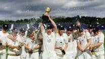 Durham beat Nottinghamshire by 8 wickets to win County Championship title