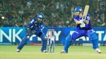 CLT20 2013 Live Cricket Score: Rajasthan Royals vs Mumbai Indians, Group A match