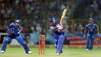 CLT20 2013: Mumbai Indians fined for slow over-rate in clash against Rajasthan Royals