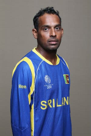 Thilan Samaraweera: Sri Lanka's strong-willed middle-order batsman