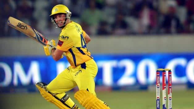 Chennai Super Kings vs Titans Live Cricket Score, CLT20 2013 Group B match: Chennai need 186 to win
