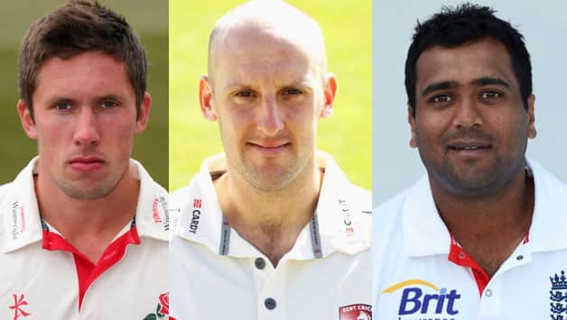 Ashes 2013-14: Simon Kerrigan, James Tredwell and Samit Patel — who will be England's second spinner?