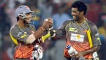 Sunrisers Hyderabad vs Trinidad and Tobago Live Cricket Score, CLT20 2013 Group B match: Perera powers Hyderabad to 4 wicket win