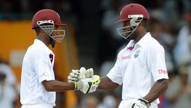 West Indies A make a slow start against India in the unofficial four-day match