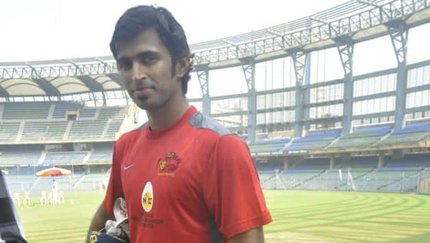 Abhishek Nayar's knock guides India Blue to against Delhi in NKP Salve Challenger Trophy