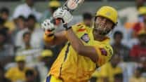CLT20 2013: Suresh Raina, MS Dhoni carnage takes Chennai Super Kings to 202/4 against Sunrisers Hyderabad
