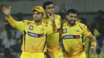 Chennai Super Kings vs Sunrisers Hyderabad Live Cricket Score, CLT20 2013 Group B match: Chennai complete 12-run victory