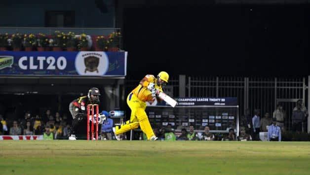 CLT20 2013: Chennai Super Kings vs Sunrisers Hyderabad Group B match — Players' report card