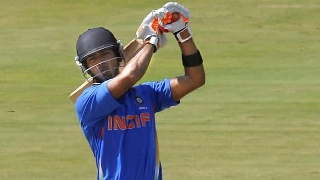Unmukt Chand's ton takes Delhi to 342/6 against India Red in Challenger Trophy