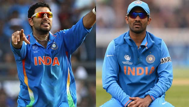 Yuvraj Singh merited India return, but Dinesh Karthik is unlucky to be excluded