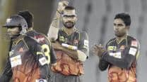 CLT20 2013: Sunrisers Hyderabad's clash against Brisbane Heat delayed due to rain