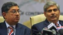 N Srinivasan responsible for BCCI mess, says Shashank Manohar