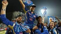 Sachin Tendulkar gets fitting farewell after Mumbai Indians' CLT20 2013 win