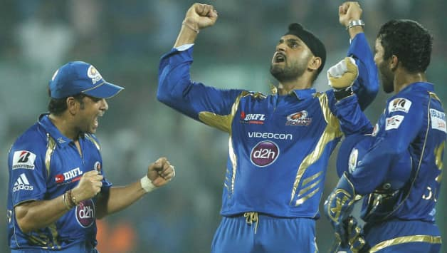 Harbhajan Singh turned CLT20 2013 final in Mumbai Indians' favour: Rahul Dravid